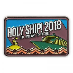 Holy Ship 11.0 Luggage Tag
